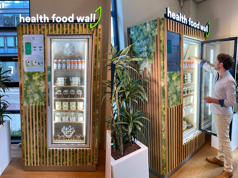 Healthy Vending in London
